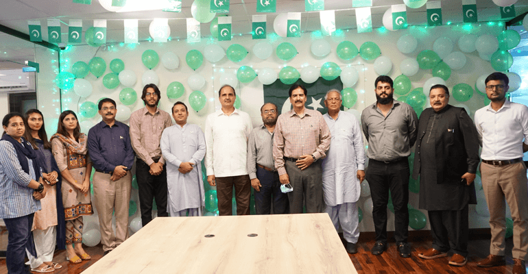 14 August Celebrations At FSCS Head Office