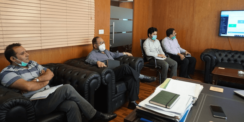 FSCS Student Management System Software Review Meeting