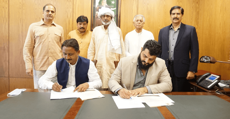 MOU Signing Ceremony