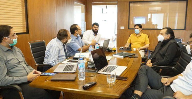 Progress Meeting Of FSCS
