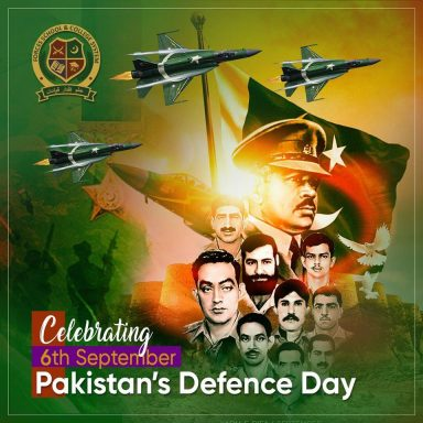 Forces to build an enlightened and invincible Pakistan