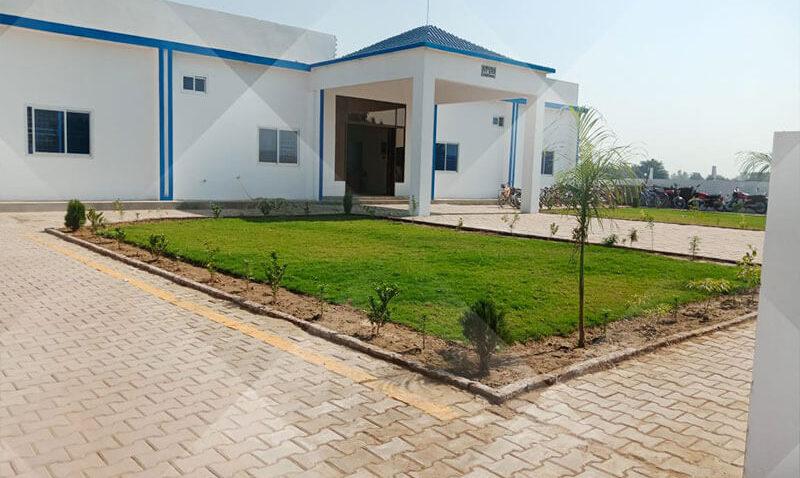 Sir Muhammad Bashir Hafizabad Campus ( Being Renovated )