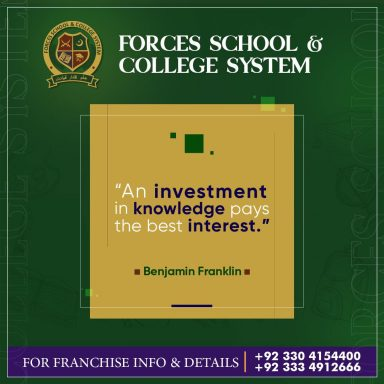 Let's invest into the future of Pakistan.