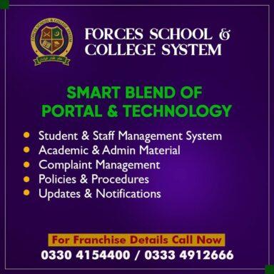 Smart Blend Of Portal & Technology