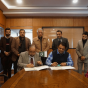 MOU Signing for Forces School Campus Shahi Bagh - Peshawar