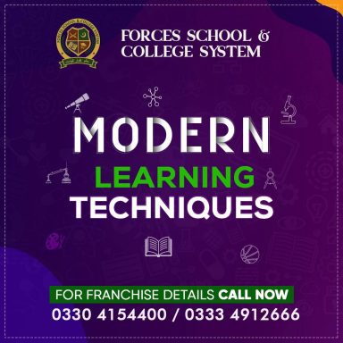 Modern learning techniques