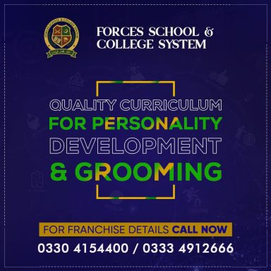 Quality Curriculum for effective personality grooming & development!