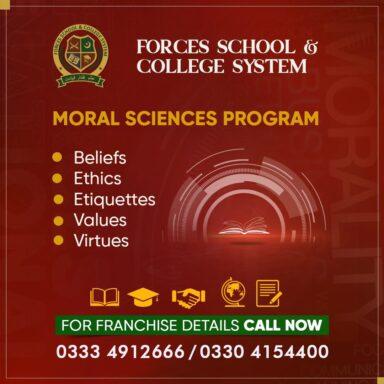 FSCS Moral Sciences Program!