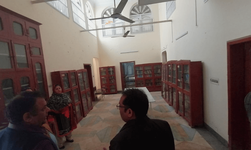 Forces School Shahi Bagh Campus Peshawar is Near Completion