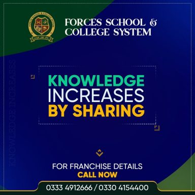 Knowledge increases by sharing
