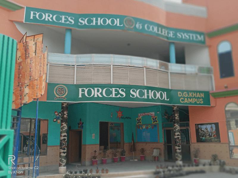 D.G Khan Campus after Renovations & Decorations