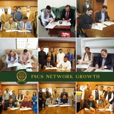 FSCS Network Growth.