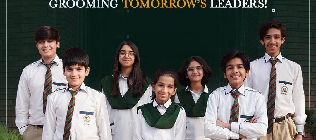Grooming Future Leaders.