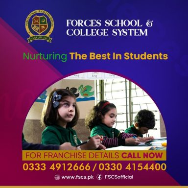 World-Class Learning Environment Nurtures the best in Students