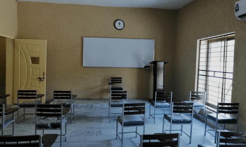 Jauharabad Campus Class Room
