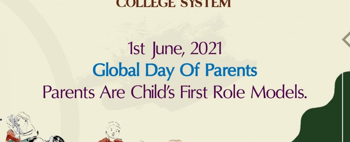 Happy Global Parents Day!
