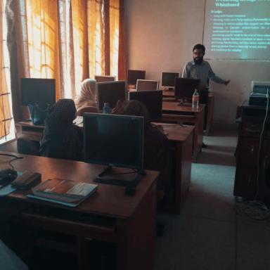 Orientation & Portal Training at Layyah Campus
