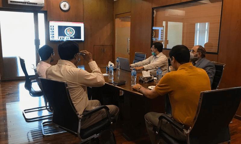 Top Management Progress Review Meeting