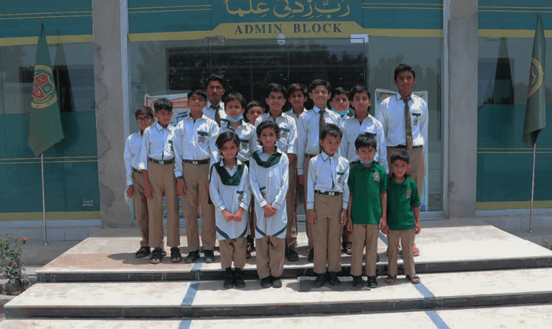 Jauharabad Campus Welcomes the first batch of Students