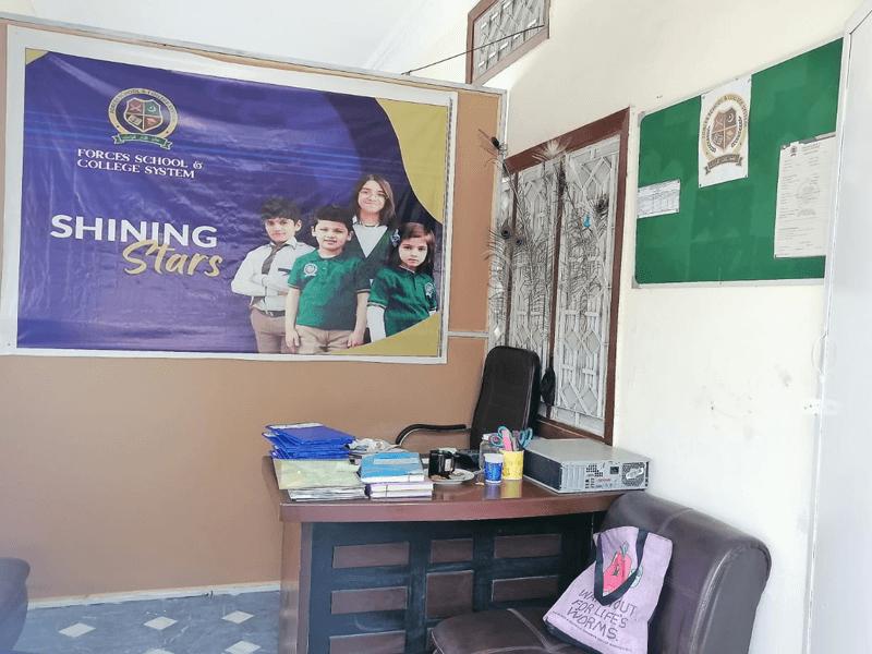 Abbottabad Campus Class Room
