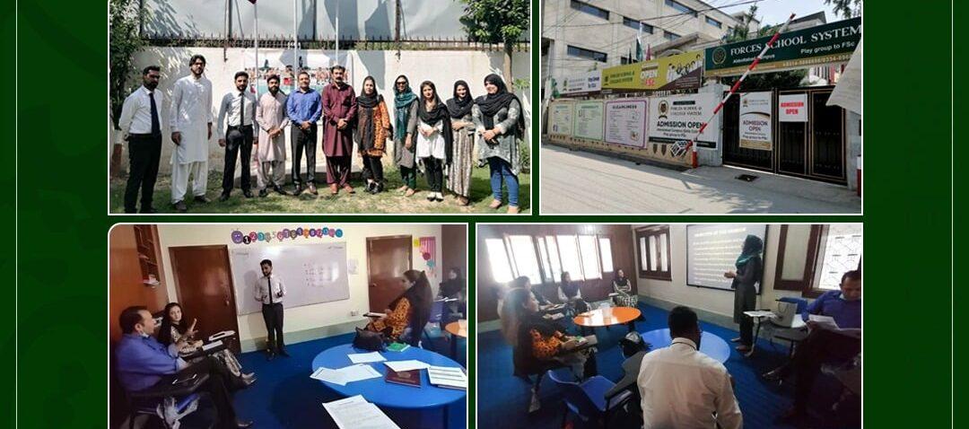 Orientation Session at Abbottabad Campus