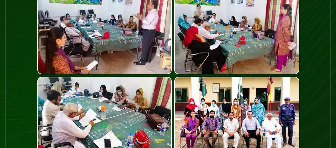Training Session by FSCS Head Office Team